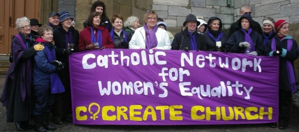 Welcome to the Catholic Network for Women's Equality